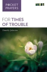 Pocket Prayers for Times of Trouble