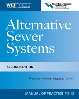 Book Alternative Sewer Systems FD-12, 2e by Water Environment Federation