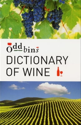 Book Dictionary of Wine by Simon Collin