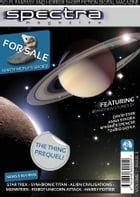 Spectra Magazine - Issue 3: Sci-fi, Fantasy and Horror Short Fiction by Paul Andrews