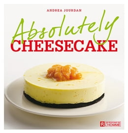 Book Absolutely cheesecake by Andrea Jourdan