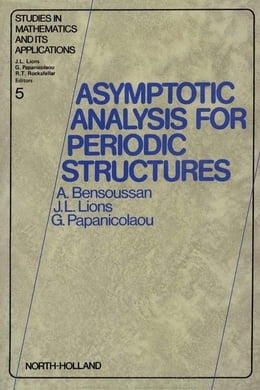 Book Asymptotic Analysis for Periodic Structures by Papanicolau, G.