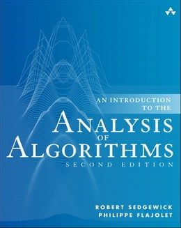 Book An Introduction to the Analysis of Algorithms by Robert Sedgewick
