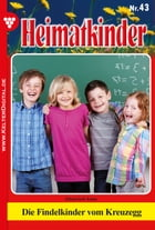 Heimatkinder 43 - Heimatroman: Die Findelkinder vom Kreuzegg by Anne Altenried