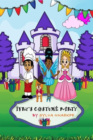Ivry's Costume Party