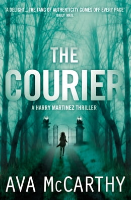Book The Courier by Ava McCarthy
