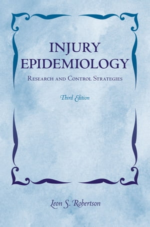 Injury Epidemiology Research and Control Strategies