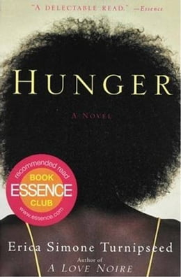 Book Hunger: A Novel by Erica Simone Turnipseed