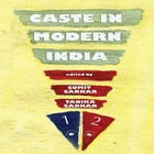 Caste in Modern India: A Reader (Two Volume Set)
