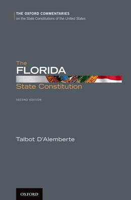Book The Florida State Constitution by Talbot D'Alemberte