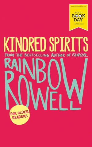 Kindred Spirits World Book Day Edition 2016