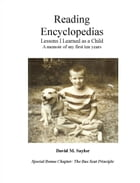 Reading Encyclopedias Lessons I Learned as a Child by David M. Saylor