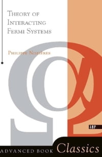 Theory Of Interacting Fermi Systems