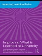 Improving What is Learned at University: An Exploration of the Social and Organisational Diversity…