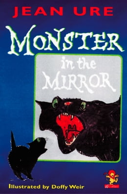 Book Monster in the Mirror by Jean Ure