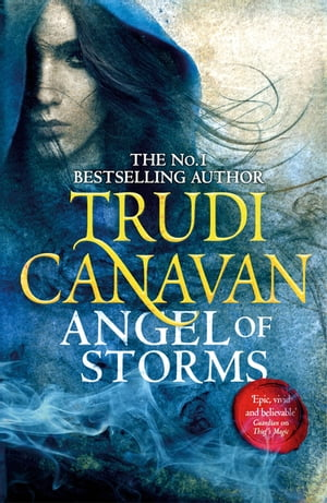 Angel of Storms Book 2 of Millennium's Rule
