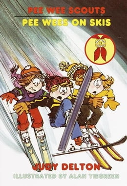 Book Pee Wee Scouts: Pee Wees on Skis by Judy Delton