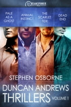 The Duncan Andrews Thrillers Vol. 1 by Stephen Osborne