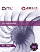 ITIL Service Design by AXELOS