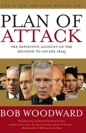 Plan of Attack by Bob Woodward