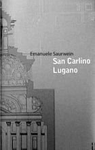 San Carlino Lugano. My inky cloak. Notes on the wooden model of the San Carlino in Lugano by Mario Botta by Emanuele Saurwein