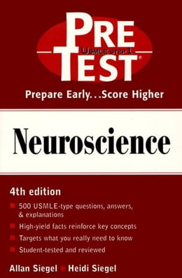 Book Neuroscience: PreTest Self-Assessment and Review by Siegel, Allan