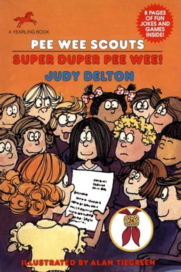 Book Pee Wee Scouts: Super Duper Pee Wee! by Judy Delton