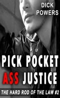 Pick Pocket Ass Justice (The Hard Rod of The Law #2) (Adult Romance) photo