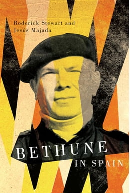Book Bethune in Spain by Roderick Stewart