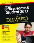 Microsoft Office Home and Student Edition 2013 All-in-One For Dummies Deal