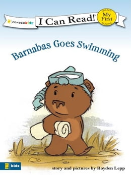 Book Barnabas Goes Swimming by Royden Lepp