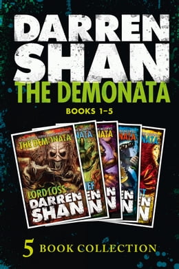 Book The Demonata 1-5 (Lord Loss; Demon Thief; Slawter; Bec; Blood Beast) (The Demonata) by Darren Shan