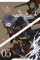 Final Fantasy Type-0 Side Story, Vol. 5: The Ice Reaper by Tetsuya Nomura