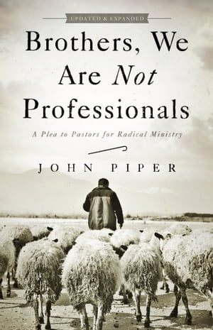 Brothers,  We Are Not Professionals A Plea to Pastors for Radical Ministry,  Updated and Expanded Edition