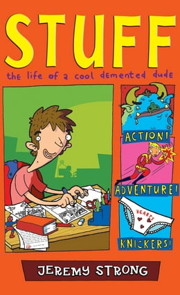 Book Stuff by Jeremy Strong
