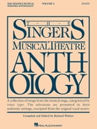Singer's Musical Theatre Anthology Duets Vol. 2 Cover Image