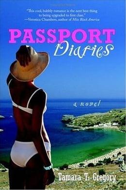 Book Passport Diaries: A Novel by Tamara Gregory