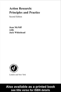 Book Action Research by McNiff, Jean