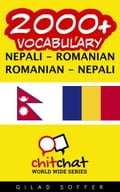 2000+ Vocabulary Nepali - Romanian