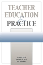 Tep Vol 29-N3 by Teacher Education and Practice