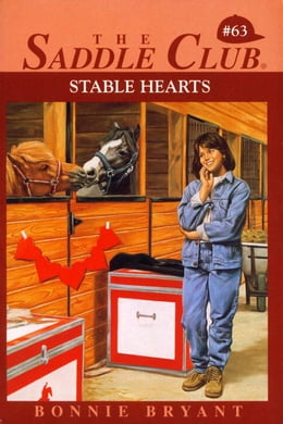 Book Stable Hearts by Bonnie Bryant