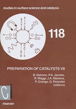 Book Preparation of Catalysts VII by R. Maggi