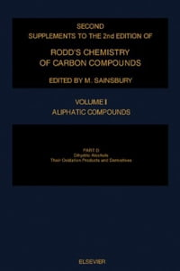 Aliphatic Compounds: Dihydric Alcohols, Their Oxidation Products and Derivatives