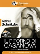 Il ritorno di Casanova (Audio-eBook) by Arthur Schnitzler