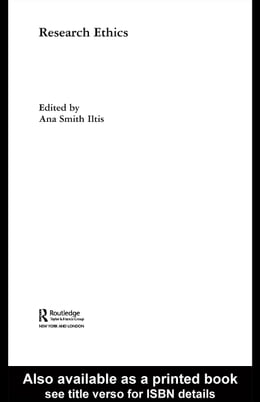 Book Research Ethics by Iltis, Ana Smith
