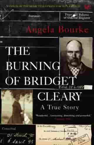 The Burning Of Bridget Cleary: A True Story by Angela Bourke