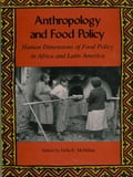 Anthropology and Food Policy