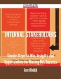 9781489152800 - Gerard Blokdijk: Internal Stakeholders - Simple Steps to Win, Insights and Opportunities for Maxing Out Success - 書