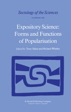 Expository Science: Forms and Functions of Popularisation