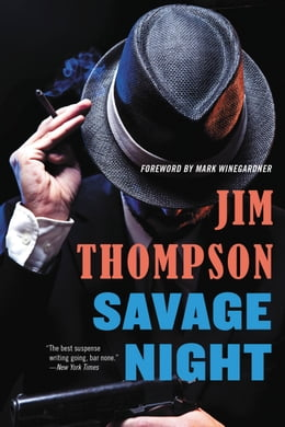 Book Savage Night by Jim Thompson